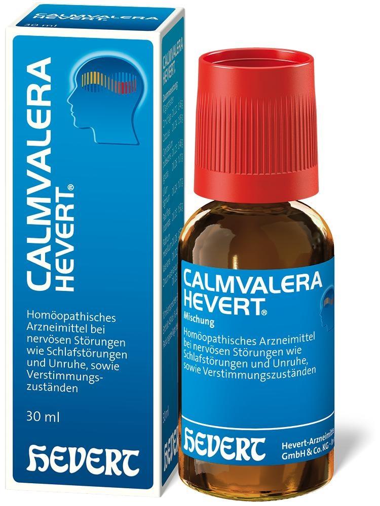 Calmvalera Hevert Tropfen 30 ml