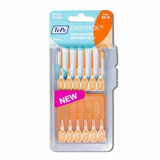 TEPE EasyPick XS/S orange