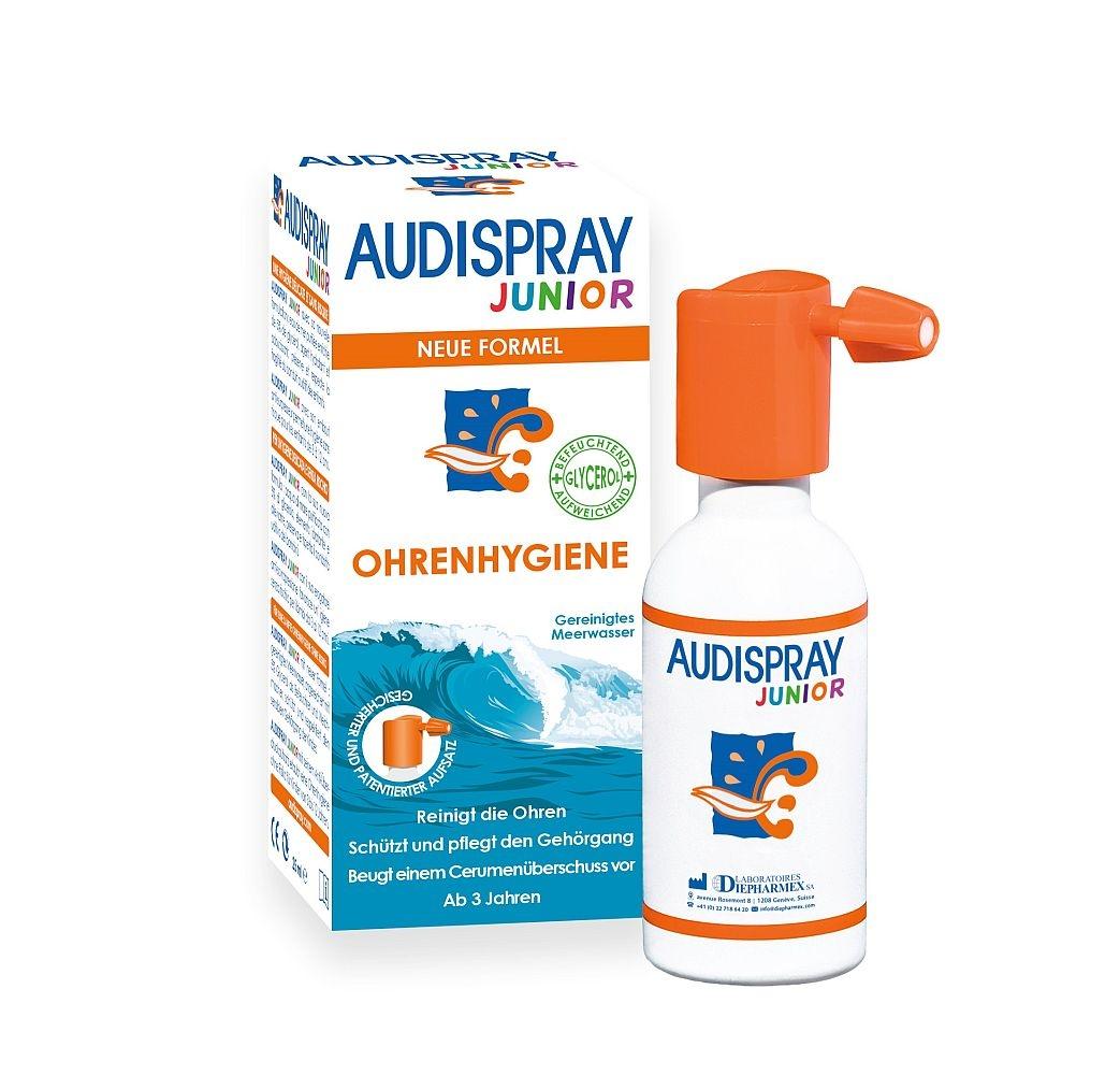 Audispray Junior Ohrenspray 25 ml