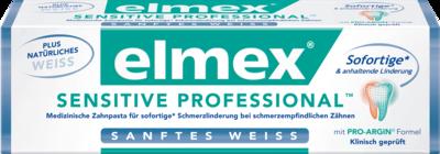 Elmex Sensitive Professional plus Sanft.Zahnweiß 75 ml