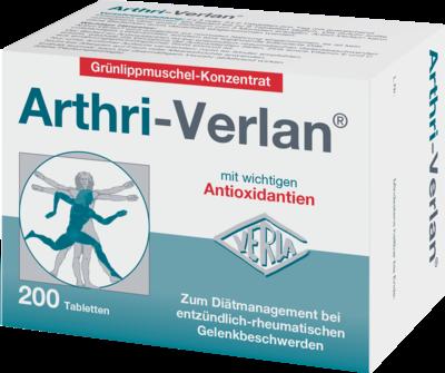 Arthri Verlan Tabletten 200 St