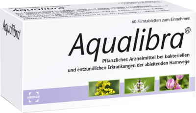 Aqualibra Filmtabletten 60 St