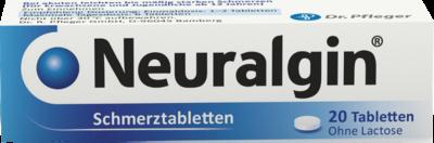 Neuralgin Tabletten 20 St