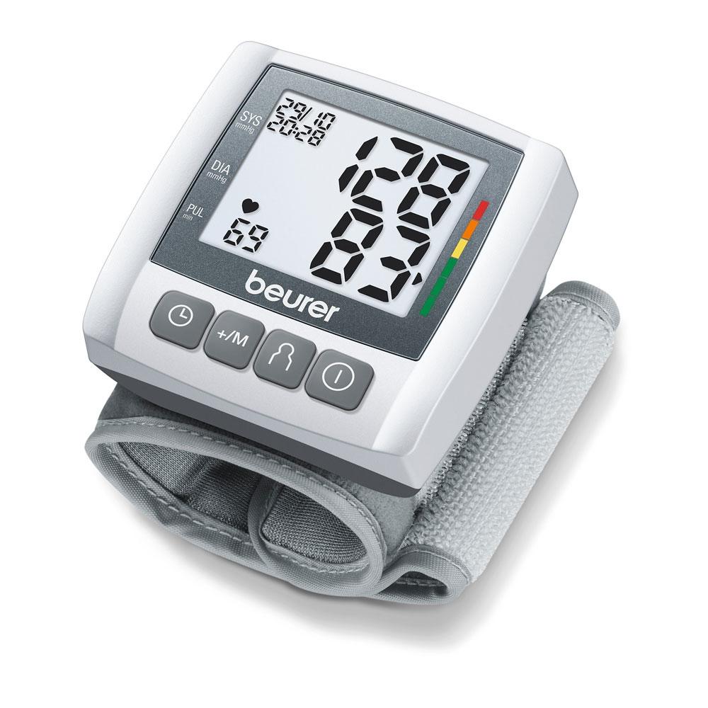 Handgelenk-Blutdruckmessgerät BC30 - Einfach und präzise