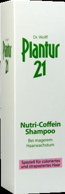 Plantur 21 Nutri Coffein Shampoo 250 ml
