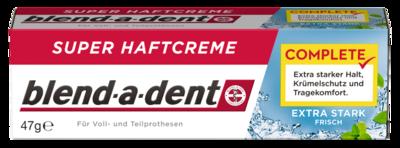 Blend A Dent Super Haftcreme extra frisch 40 ml