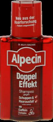 Alpecin Doppelt Effekt Shampoo 200 ml
