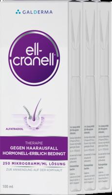 Ell-Cranell 250 Mikrogramm/ml Lsg.z.Anw.a.d.Kopfh. 3X100 ml