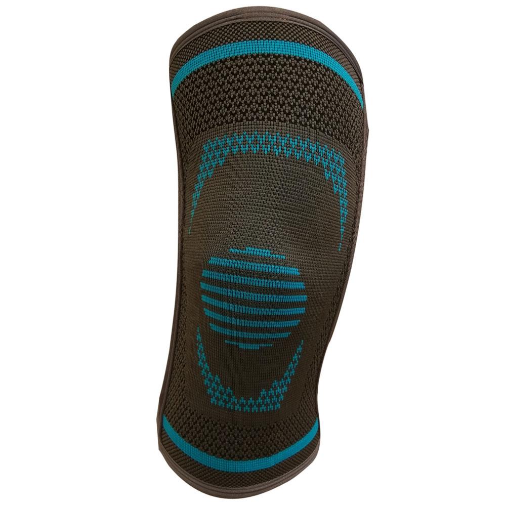 Stabilisieren und entlasten Sie Ihr Knie mit der stützenden Knie Bandage.
