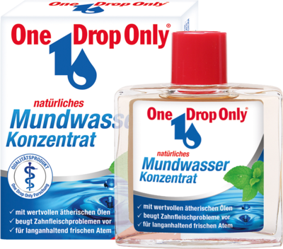 ONE Drop Only natürl.Mundwasser Konzentrat 50 ml