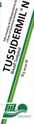 Tussidermil N Emulsion 50 g