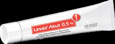 Linola akut 0,5% Creme 30 g