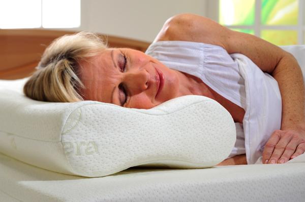 Aloe Vera Bezug für unser Premium Kissen - entspannend, antibakteriell und hautpflegend!