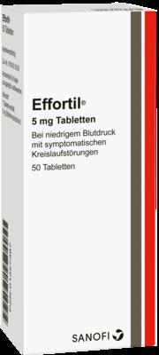 Effortil Tabletten 50 St