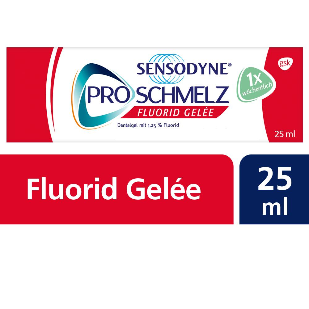 Sensodyne ProSchmelz Fluorid Gelee 25 g