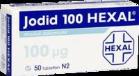 Jodid 100 Hexal Tabletten 100 St