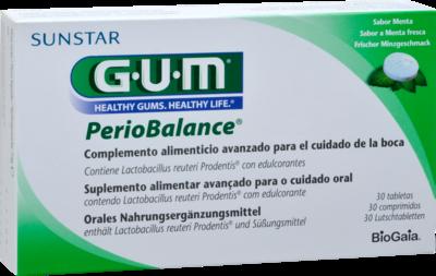 GUM Periobalance Lutschtabletten 30 St