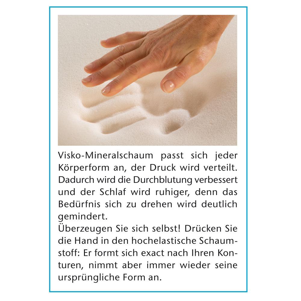 Bestschlaf-Nackenstützkissen »Premium«, 50x35 cm