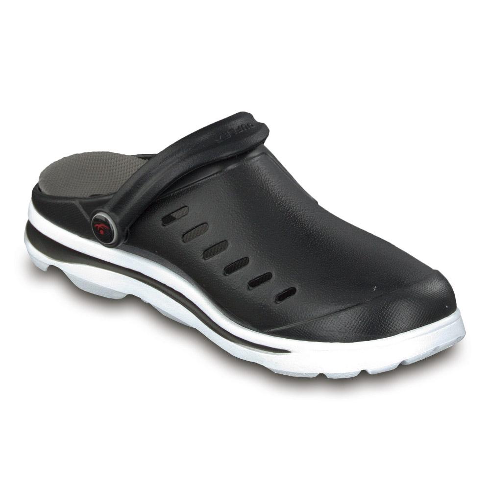 : In diesem Damen- und Herren-Clog werden sich Ihre Füße den ganzen Tag lang wohlfühlen.