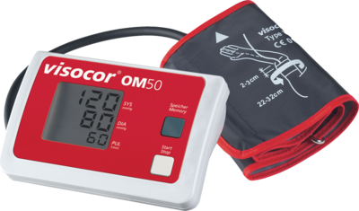 Visocor Oberarm Blutdruckmessgerät Om50 1 St