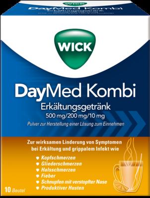 Wick DayMed Kombi Erkältungsgetränk 10 St