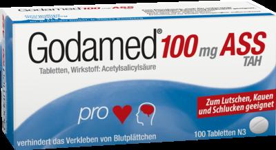 Godamed 100 TAH Tabletten 100 St