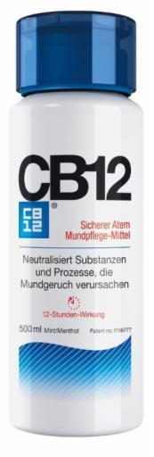 CB12 Mund Spüllösung