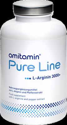 Amitamin L-Arginin 3.000 Kapseln 240 St