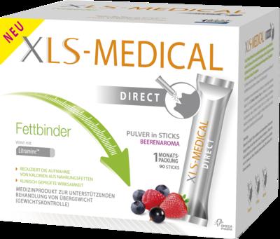 XLS Medical Fettbinder Direct Sticks 90 St