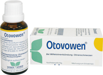 Otovowen Mischung 50 ml