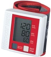 Visocor Handgelenk Blutdruckmessgerät Hm50 1 St