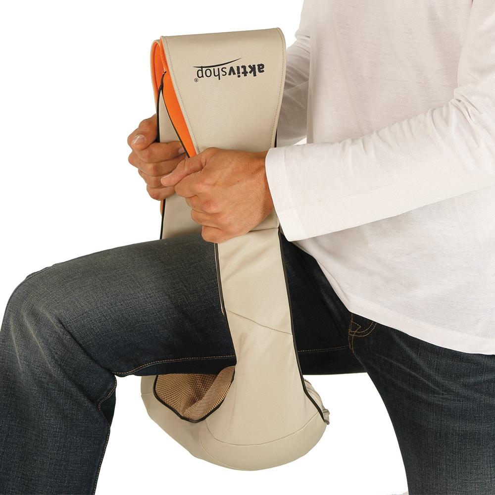 Belebend auf die Beine wirkt die Oberschenkel-Massage.