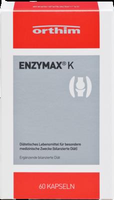 Enzymax K Kapseln 60 St