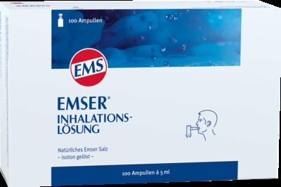 Emser Inhalationslösung 100 St
