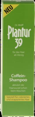 Plantur 39 Coffein Shampoo Color 250 ml