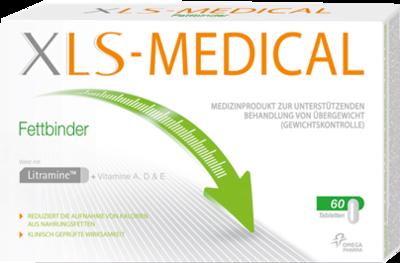 XLS Medical Fettbinder Tabletten 60 St