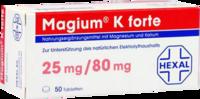 Magium K forte Tabletten 50 St