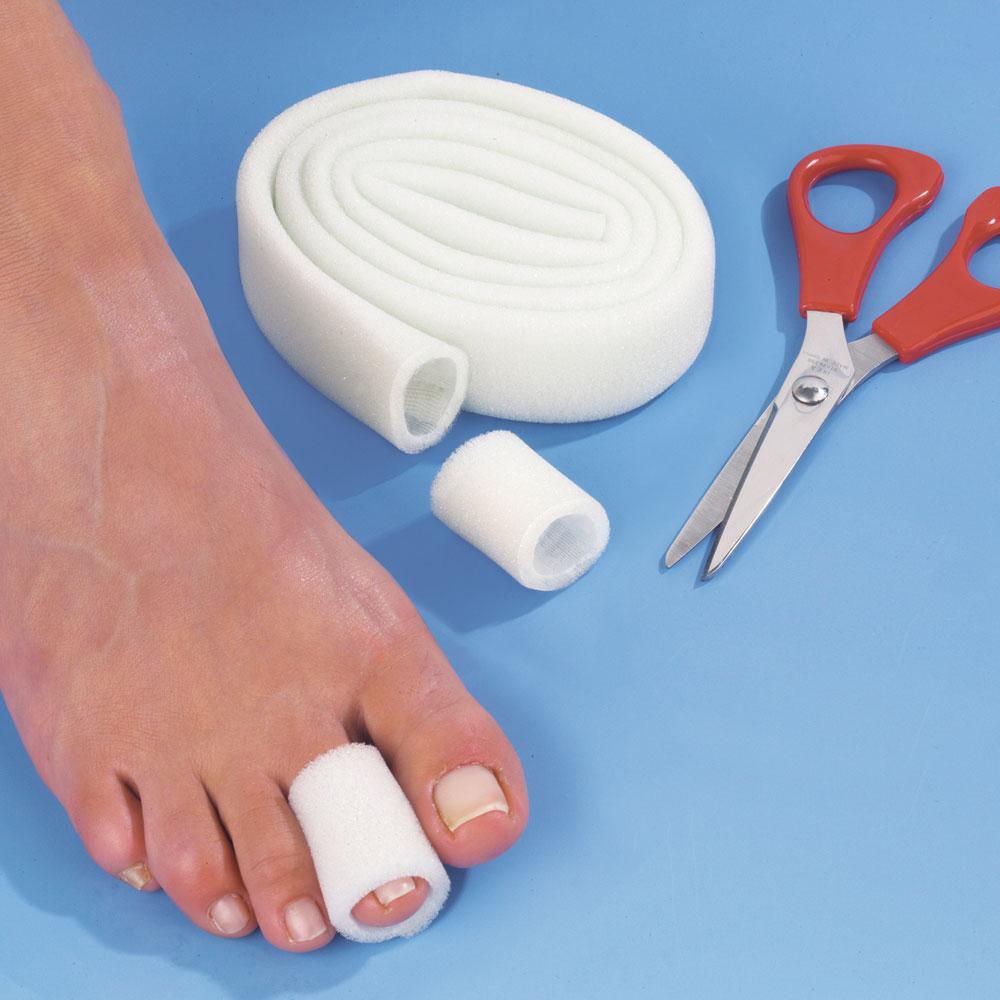 Schützt zuverlässig vor Reibung und Verletzungen.