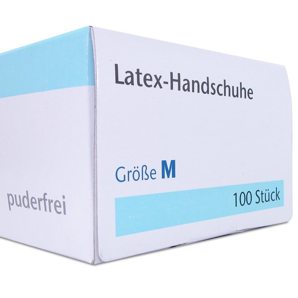 Latex-Handschuhe