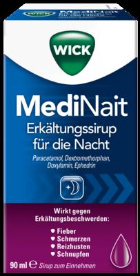 Wick MediNait Erkältungssaft 90 ml