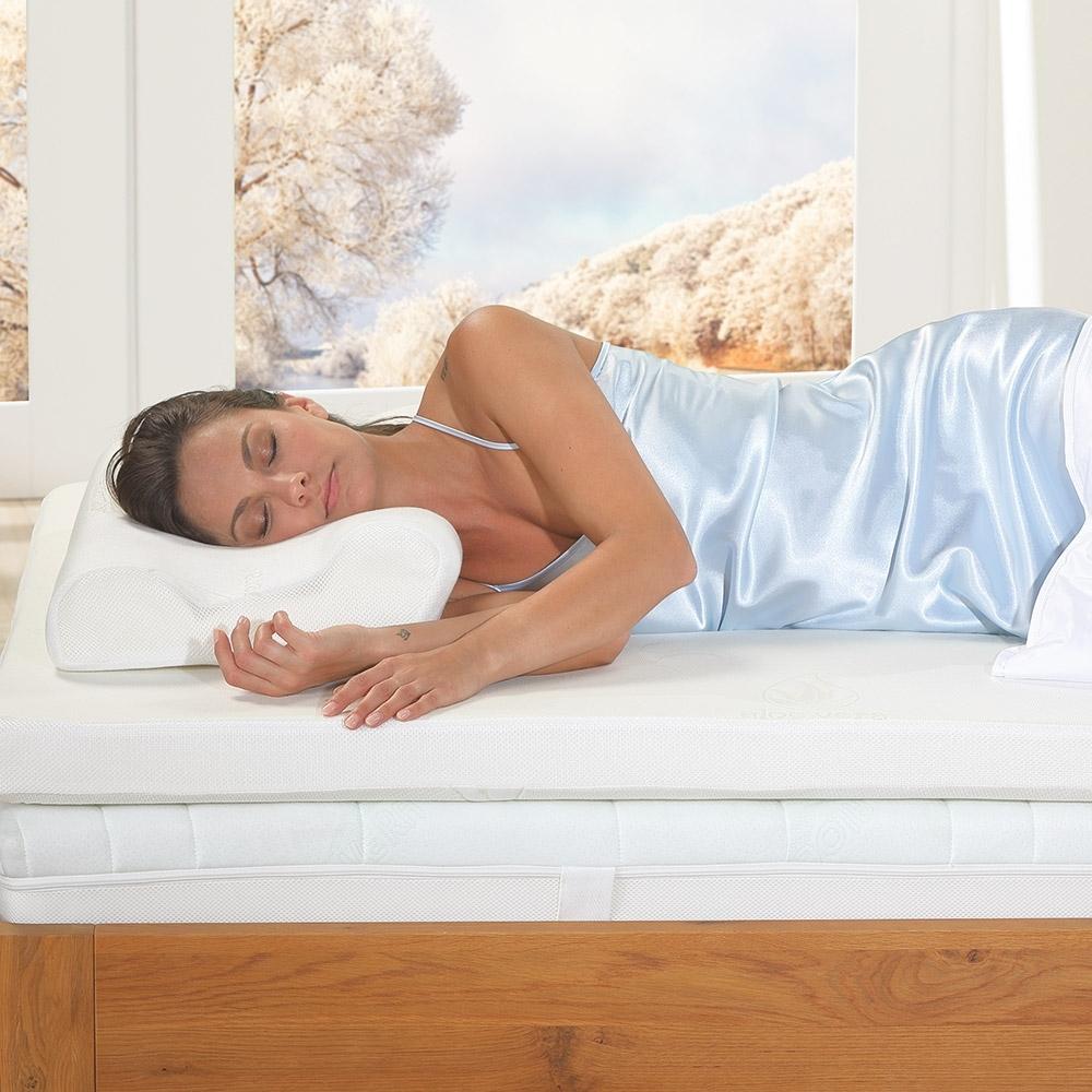 Gönnen auch Sie sich höchsten Schlafkomfort und bestellen Sie Ihr Seitenschläfer-Kopfkissen noch heute!