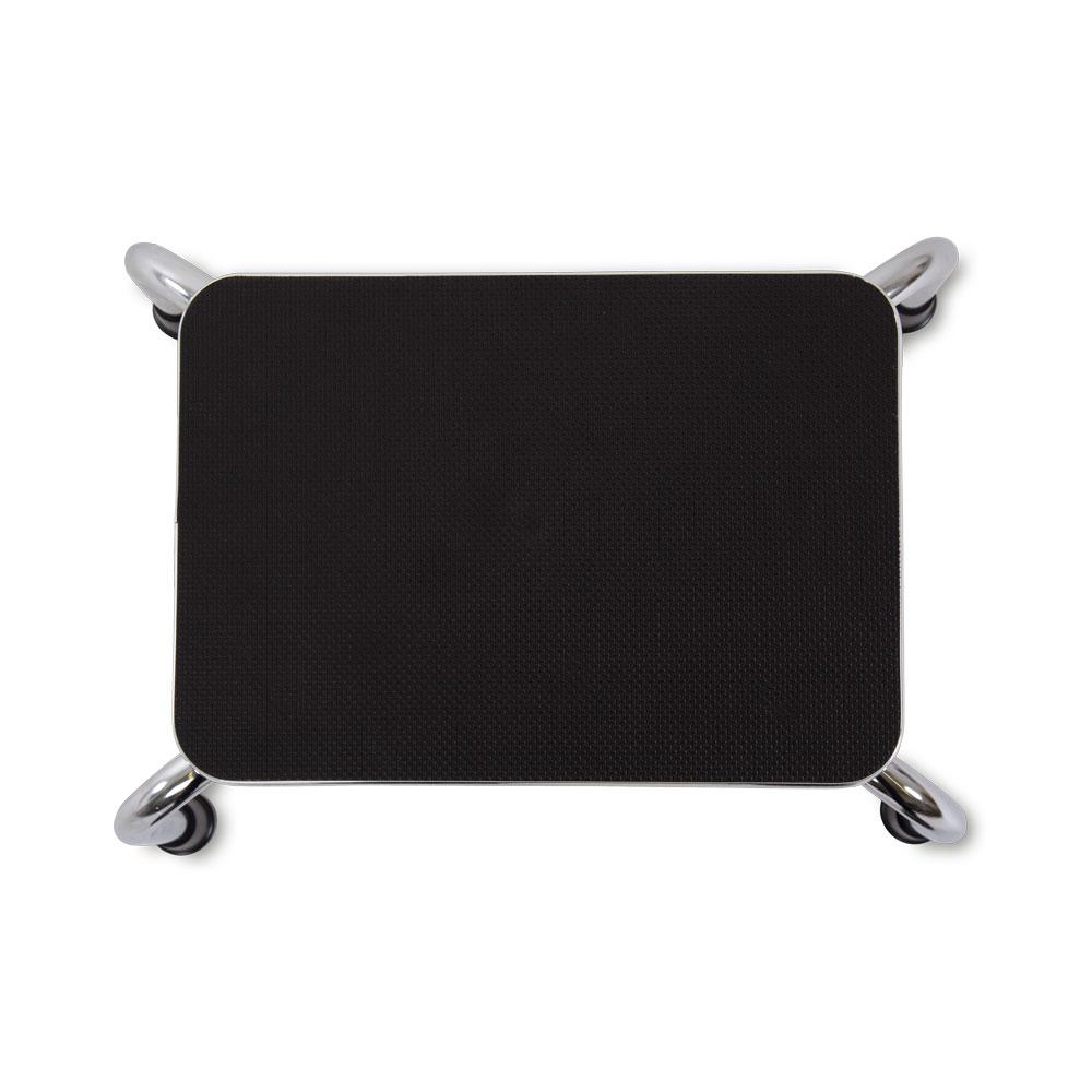 Mit den Maßen 25 x 36  cm bietet die Trittfläche ausreichend Platz für einen festen Stand.
