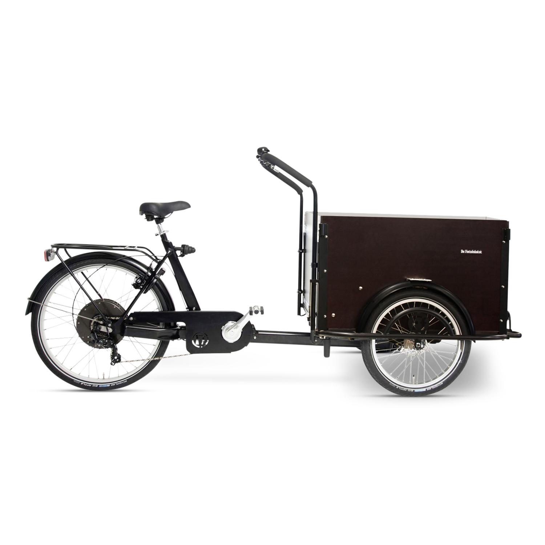 Elektro-Lastenrad »Dreirad«