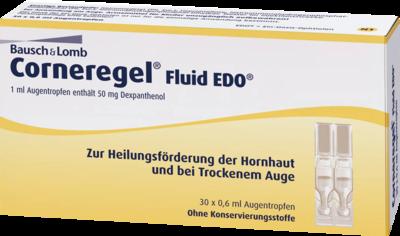 Corneregel Fluid EDO Augentropfen 30X0.6 ml