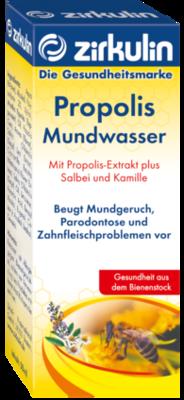 Zirkulin Propolis Mundwasser 50 ml