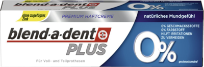 Blend A Dent Super Haftcreme 0% 1 St