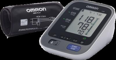 Omron M500 Oberarm Blutdruckmessgerät Hem-7321-D 1 St