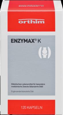 Enzymax K Kapseln 120 St