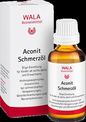 Aconit Schmerzöl 100 ml