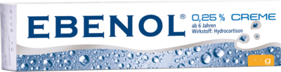 Ebenol 0,25% Creme 50 g